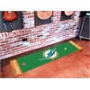 FANMATS NFL - Miami Dolphins PuttingNFL - Green Runner