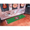 FANMATS NFL - San Francisco 49ers PuttingNFL - Green Runner