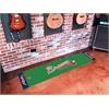 FANMATS MLB - Atlanta Braves Putting Green Runner