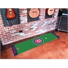 FANMATS MLB - Chicago Cubs Putting Green Runner