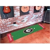 FANMATS Georgia Putting Green Runner