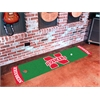 FANMATS Nebraska Putting Green Runner