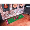 FANMATS Virginia Tech Putting Green Runner
