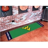 FANMATS West Virginia Putting Green Runner