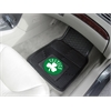 FANMATS NBA - Boston Celtics 2-pc Vinyl Car Mat Set