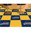 """FANMATS NBA - Cleveland Cavaliers Carpet Tiles 18""""x18"""" tiles"""