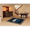 FANMATS NBA - Dallas Mavericks Rug 5'x8'