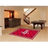 FANMATS NBA - Houston Rockets Rug 5'x8'