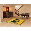 FANMATS NBA - Indiana Pacers Rug 5'x8'