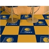 "FANMATS NBA - Indiana Pacers Carpet Tiles 18""x18"" tiles"