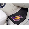 "FANMATS NBA - Los Angeles Lakers 2-piece Carpeted Car Mats 17""x27"""
