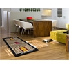 FANMATS NBA - Miami Heat Large Court Runner 29.5x54