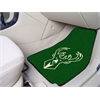 "FANMATS NBA - Milwaukee Bucks 2-piece Carpeted Car Mats 17""x27"""