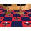 "FANMATS NBA - New Orleans Pelicans Carpet Tiles 18""x18"" tiles"