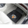 "FANMATS NBA - New York Knicks Heavy Duty 2-Piece Vinyl Car Mats 17""x27"""