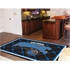 FANMATS NBA - Orlando Magic Rug 5'x8'