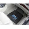 "FANMATS NBA - Orlando Magic Heavy Duty 2-Piece Vinyl Car Mats 17""x27"""