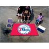FANMATS NBA - Philadelphia 76ers Ulti-Mat 5'x8'