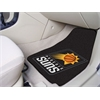 "FANMATS NBA - Phoenix Suns 2-piece Carpeted Car Mats 17""x27"""