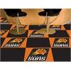 "FANMATS NBA - Phoenix Suns Carpet Tiles 18""x18"" tiles"