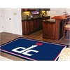 FANMATS NBA - Washington Wizards Rug 5'x8'