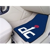 "FANMATS NBA - Washington Wizards 2-piece Carpeted Car Mats 17""x27"""