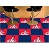 "FANMATS NBA - Washington Wizards Carpet Tiles 18""x18"" tiles"