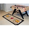 FANMATS NBA - Miami Heat NBA Court Runner 24x44