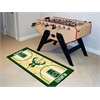 FANMATS NBA - Milwaukee Bucks NBA Court Runner 24x44