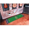 FANMATS Navy Putting Green Runner