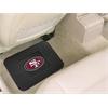 FANMATS NFL - San Francisco 49ers Utility Mat