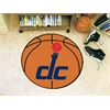 "FANMATS NBA - Washington Wizards Basketball Mat 27"" diameter"