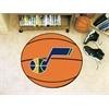 "FANMATS NBA - Utah Jazz Basketball Mat 27"" diameter"