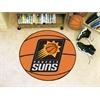 """FANMATS NBA - Phoenix Suns Basketball Mat 27"""" diameter"""