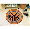 "FANMATS NBA - New York Knicks Basketball Mat 27"" diameter"