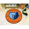 "FANMATS NBA - Memphis Grizzlies Basketball Mat 27"" diameter"