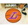 "FANMATS NBA - Los Angeles Lakers Basketball Mat 27"" diameter"