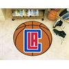 "FANMATS NBA - Los Angeles Clippers Basketball Mat 27"" diameter"