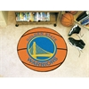 "FANMATS NBA - Golden State Warriors Basketball Mat 27"" diameter"