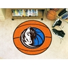 "FANMATS NBA - Dallas Mavericks Basketball Mat 27"" diameter"