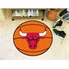 "FANMATS NBA - Chicago Bulls Basketball Mat 27"" diameter"