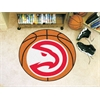 "FANMATS NBA - Atlanta Hawks Basketball Mat 27"" diameter"