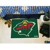 FANMATS NHL - Minnesota Wild Starter Mat