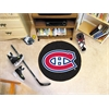 FANMATS NHL - Montreal Canadiens Puck Mat