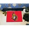 FANMATS NHL - Ottawa Senators Starter Mat