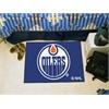 FANMATS NHL - Edmonton Oilers Starter Mat