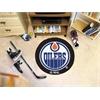 FANMATS NHL - Edmonton Oilers Puck Mat