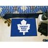 FANMATS NHL - Toronto Maple Leafs Starter Mat