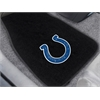 "FANMATS NFL - Indianapolis Colts 2-piece Embroidered Car Mats 18""x27"""