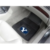 FANMATS BYU 2-pc Vinyl Car Mat Set